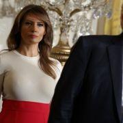 BH-Blitzer! First Lady sorgt für peinliche Modesünde (Foto)
