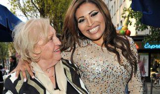 Patricia Blanco ist stinksauer auf ihren Vater Roberto Blanco. (Foto)