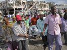 Terroranschlag in Mogadischu