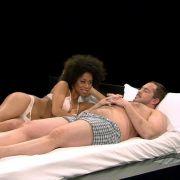 Welches Paar macht aus dem Nackt-Date mehr? (Foto)
