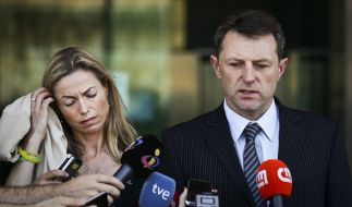 Eine Wahrsagerin hat sich einen grausamen Scherz mit Kate und Gerry McCann erlaubt. (Foto)