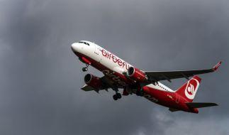 Die Pleite von Air Berlin soll den Ticketmarkt für Flugreisen ordentlich durcheinander gewirbelt zu haben. (Foto)