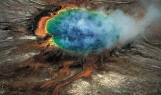 Im Yellowstone-Nationalpark brodelt ein Super-Vulkan! (Foto)