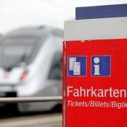 Preiserhöhung! Bahn-Reisen ab Dezember bis zu 3,5 Prozent teurer (Foto)