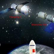 100 Kilogramm-Trümmer! Chinesische Raumstation stürzt unkontrolliert ab (Foto)