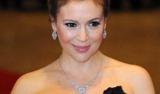"""Charmed""-Schauspielerin Alyssa Milano. (Foto)"