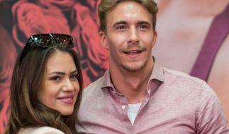 """David Friedrich gewann in der RTL-Show """"Die Bachelorette"""" Jessica Paszkas Herz. (Foto)"""
