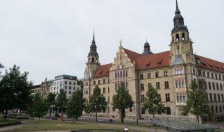 Vor dem Landgericht in Halle gestand eine Mutter, ihren Sohn getötet zu haben. (Foto)