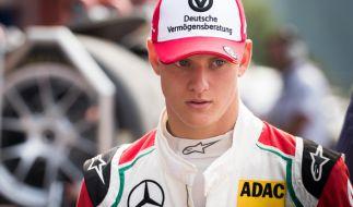 Mick Schumacher schaffte es in Hockenheim in der Formel 3 am Sonntag (15.10.2017) nur auf Platz 18. (Foto)