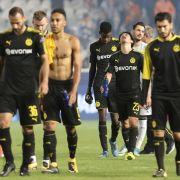 RB Leipzig siegt! Borussia Dortmund schreibt Champions League ab (Foto)