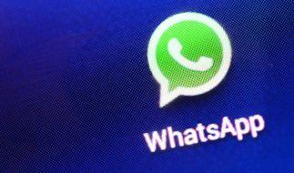 WhatsApp gibt Nutzern die Möglichkeit, ihre Aufenthaltsorte für bis zu acht Stunden miteinander zu teilen. (Foto)