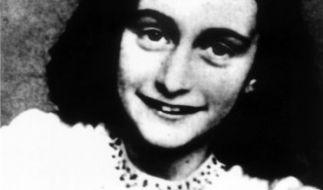 Anne Frank starb mit 15 Jahren im Konzentrationslager Auschwitz. (Foto)