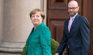 Die Spitzen der Union sind in Berlin zu Vorbesprechungen zusammengekommen. (Foto)