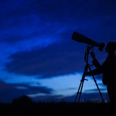 Aufregende Sternschnuppen - Im November geht es weiter (Foto)