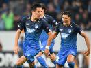 Hoffenheim konnte in der Europa League endlich siegen - Hertha und Köln verloren. (Foto)