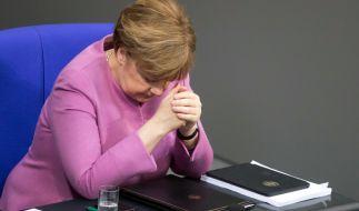 Wie wird es für Angela Merkel weitergehen? (Foto)