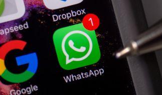 Nicht alle Funktionen findet man bei WhatsApp auf den ersten Blick. (Foto)