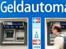 Bankautomat ausrauben