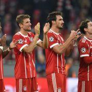 Alle Bundesliga-Ergebnisse vom Wochenende hier (Foto)