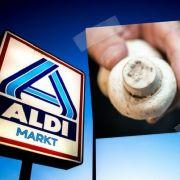 Aldi-Champignons zurückgerufen (Foto)
