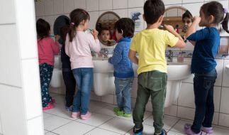 Jedes fünfte Kind in Deutschland lebt in Armut. (Foto)