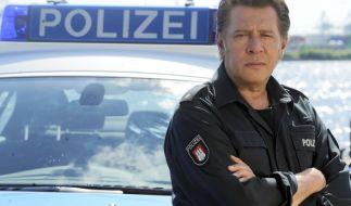 """Jan Fedder kann derzeit nicht für das """"Großstadtrevier"""" drehen. (Foto)"""