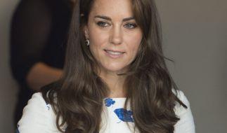 Kate Middleton fühlt sich im Rampenlicht zunehmend unwohler. (Foto)