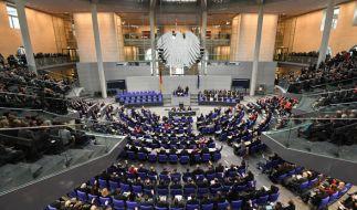 Vier Wochen nach der Bundestagswahl 2017 findet in Berlin die erste Sitzung des neuen Bundestages statt. (Foto)