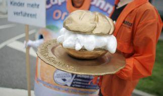 Der Goldene Windbeutel von Foodwatch ging 2013 an Capri-Sonne. (Foto)