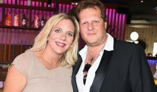 Jens Büchner und Daniela Karabas sind seit Juni 2017 verheiratet. (Foto)