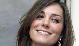 Kate Middleton, hier auf einem Foto von 2007, ist seit 2011 mit Prinz William verheiratet. (Foto)