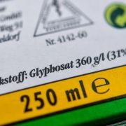 Krebsverdacht! So können Sie Glyphosat vermeiden (Foto)