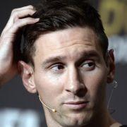 Widerliche Terrordrohung! Fußballstar Lionel Messi als IS-Opfer (Foto)