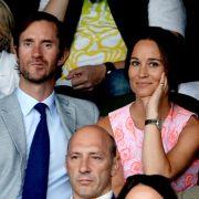 Schwester von Herzogin Kate Middleton mit Babybauch? (Foto)