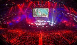 Auch in Deutschland ist eSport mittlerweile ein angesehener Sport. (Foto)