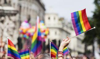 Auf einem Konzert der Band Mashrou' Leila wurde eine Regenbogenflagge geschwenkt. Seit dem verschärft die Regierung das Vorgehen gegen Homosexuelle. (Foto)