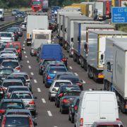 AUF DIESEN Autobahnen müssen Sie mit Stau rechnen (Foto)