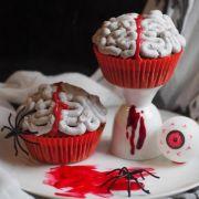 Schaurig lecker! So gelingen Gehirn-Muffins (Foto)