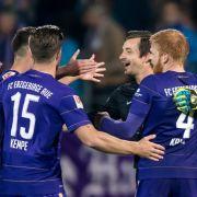 Nullnummer! Fortuna Düsseldorf und VfL Bochum trennen sich unentschieden (Foto)