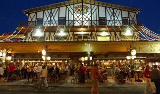 """Der """"Bierkönig"""" auf Mallorca hat ein Gewaltproblem. (Foto)"""