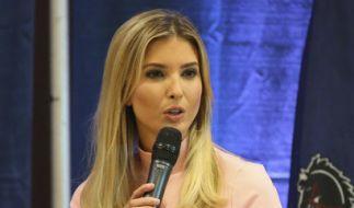 Ivanka Trump spricht in Richboto (USA) während einer Konferenz über eine Steuerreform. (Foto)