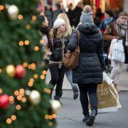 Zoff um Sonderregelung! Öffnen die Geschäfte an Heiligabend? (Foto)