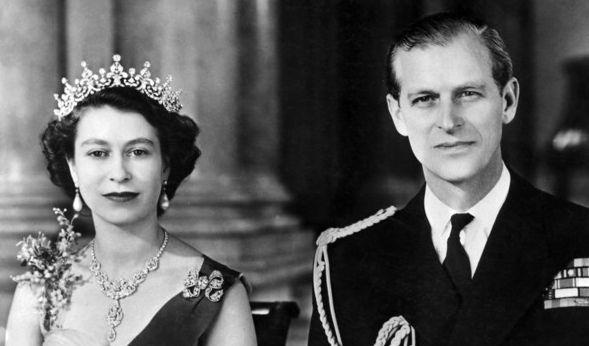 Queen Elizabeth II. als Teenager