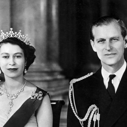 Voll verknallt mit 13 Jahren! So stahl Prinz Philip das Herz der Queen (Foto)