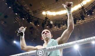 """Viertelfinale der World Boxing Super Series """"Muhammad-Ali-Trophy"""" Jürgen Brähmer gegen Rob Brant (Foto)"""