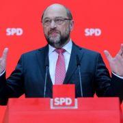 SPD-Chef Schulz fordert Neuwahlen (Foto)