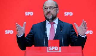 Falls Jamaika schon vor dem Start scheitert, fordert SPD-Chef Schulz Neuwahlen. (Foto)