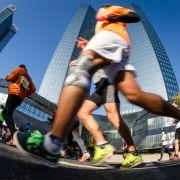 Gabius verpasst Rekord - Sechster beim Frankfurt-Marathon (Foto)