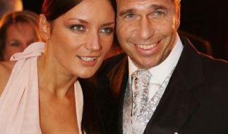 Kai Ebel und Frau Mila Wiegand. (Foto)