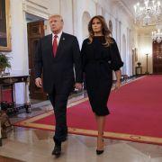 Trennung von Donald Trump? DIESES Statement ist deutlich (Foto)